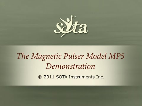 The SOTA Magnetic Pulser Model MP5