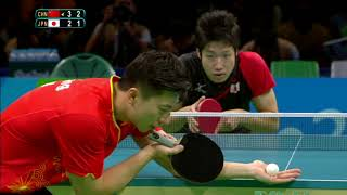 Top 10 Best Table Tennis Points 2015/2016