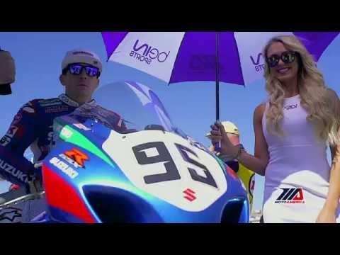 Superbike Race 2 Highlights Mazda Raceway Laguna Seca