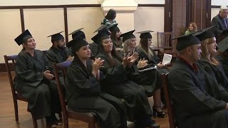 Several families reunited following Family Drug Court graduation