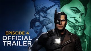 Batman: The Enemy Within - Trailer quarto episodio