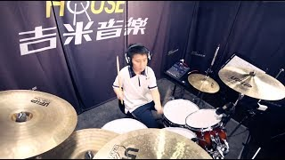 Shakira - Waka Waka (This Time for Africa) (Drum Cover by楷閎)