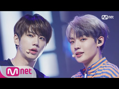 [UNB - BLACK HEART] KPOP TV Show | M COUNTDOWN 180726 EP.580