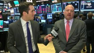 Jim Cramer Talks General Electric, Honeywell, Schlumberger, and more (Investing Advice)