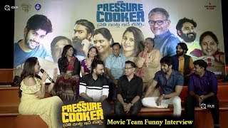 Pressure Cooker Team Funny Interview