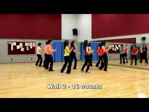 You'll Be Okay - Line Dance (Dance & Teach in English & 中文)