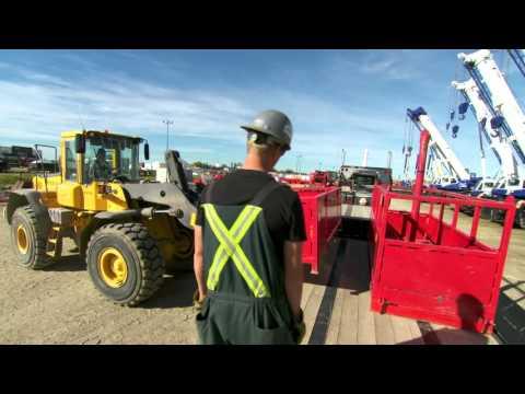 Equipment Rental - Myshak Group of Companies