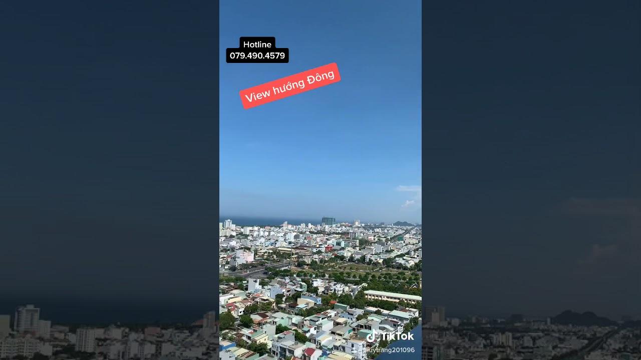 Căn hộ Monarchy B 2 phòng ngủ, 2.75 tỷ (100%), view biển - 079 490 4579 Ms Trang NV chủ đầu tư video