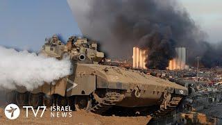 IDF maintains northern alert; US demands Iran' arms embargo - TV7 Israel News 06.08.20