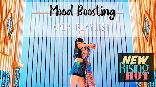 Kpop 2018 Mix ⭐ Rising/New/Hot Songs | MOOD-BOOSTING 1 hour kpop playlist
