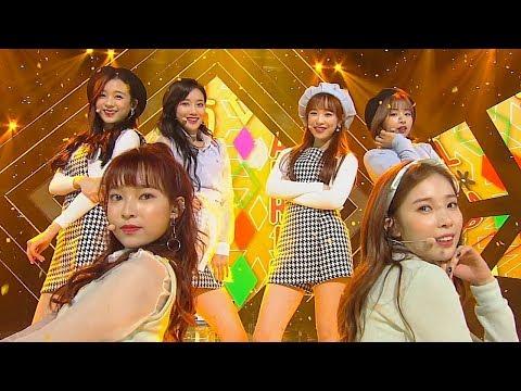 APRIL(에이프릴) - Oh! my mistake(예쁜 게 죄) @인기가요 Inkigayo 20181111