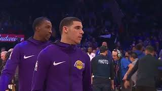 """Lonzo Ball - LA Lakers Point Guard - Hans Zimmer """"Time"""" - Rookie Season Mix Highlights"""