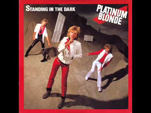 Not In Love - Platinum Blonde