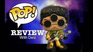 PRINCE THIRD EYE FUNKO POP UNBOXING REVIEW #FUNKOPOP #RIPPRINCE