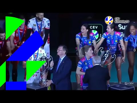 #SuperFinalsBerlin   Both your champions, side by side