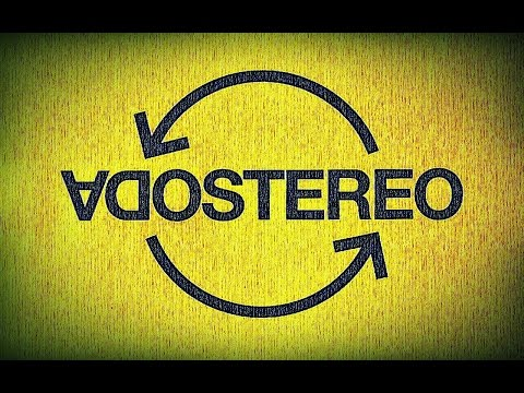 Soda Stereo - De Música Ligera (Backing Track)