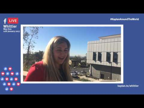 facebook Live - Los Angeles Whittier