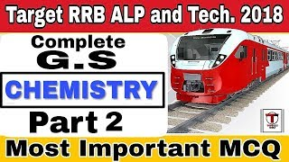 complete gs||RRB ALP and Tech 2018| Chemistry -Part 2|carbon and its compounds