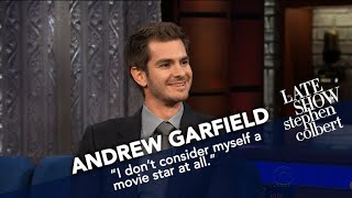 Andrew Garfield Says The World Doesn't Need Movie Stars