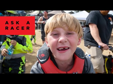 "Ask A Mini Racer | ""Who is your favorite pro and why"""""