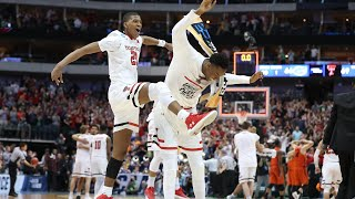 Texas Tech is headed to the Sweet Sixteen for the first time since 2005