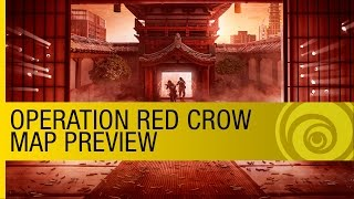 Tom Clancy's Rainbow Six Siege - Operation Red Crow Térkép Előzetes