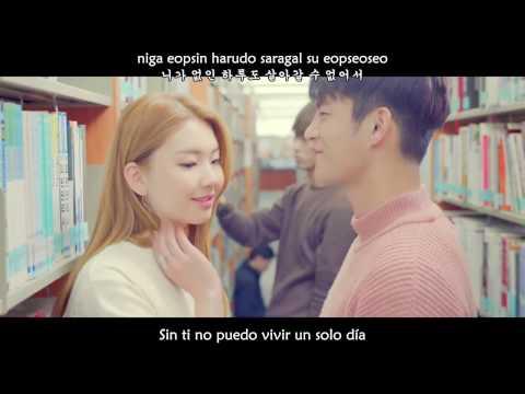 Seo In Guk - Seasons of the Heart MV (Sub Español - Hangul - Roma)