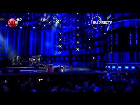 Jose Luis Perales - Y Tu Te Vas (Viña del Mar 2012 (HD)