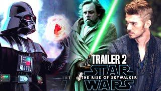 The Rise Of Skywalker Trailer 2 HUGE News Revealed! (Star Wars Episode 9 Trailer 2)