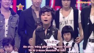 [DBSK Vietsub+Engsub] Star King 14 04 07 Ep 13 Special Part 2
