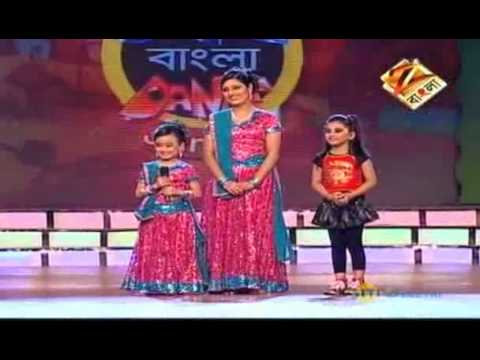 Dance Bangla Dance Junior Nov. 24 '10 Sonam - YouTube