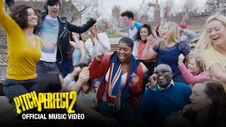 Crazy Youngsters  Pitch Perfect 2 Official Music Video