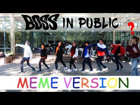 [K-pop in Public Challenge] NCT U (엔시티 유) - BOSS Cover by SoNE1