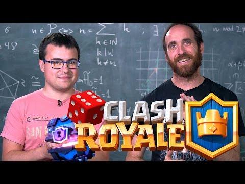 ¿Qué probabilidad hay de que te salga un cofre supermágico en Clash Royale?