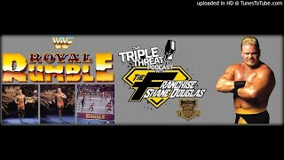 Shane Douglas On The Women's Royal Rumble Being Overdue, Psychology Of The Match, His Experience
