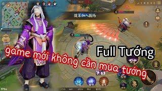 Âm Dương sư Moba | Tướng pháp sư 1 combo 1 mạng đây rồi | game mới chỉ 1 từ thôi CHẤT !