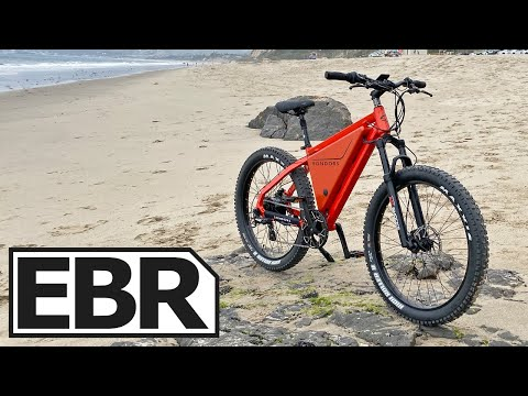 SONDORS MXS Review - $1.7k Powerful Hardtail Electric Mountain Bike