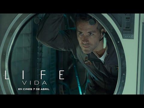 LIFE (VIDA). Descubrir vida puede ser el fin de la humanidad. En cines 7 de abril.