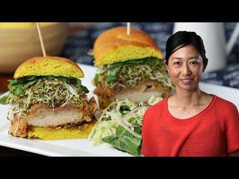 Golden Chicken Sandwich As Made By Chef Kuniko Yagi ? Tasty