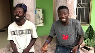 Kwaku Manu Aggressive Interview with WEE TEACHER