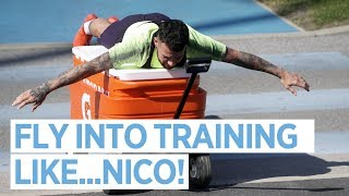 THE END OF A TOUGH WEEK! | TRAINING | MAN CITY