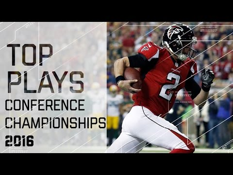 Top Plays of Conference Championship Sunday | NFL Highlights