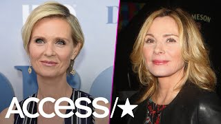 Kim Cattrall Speaks Out On 'Sex And The City' Co-Star Cynthia Nixon's Gubernatorial Run | Access