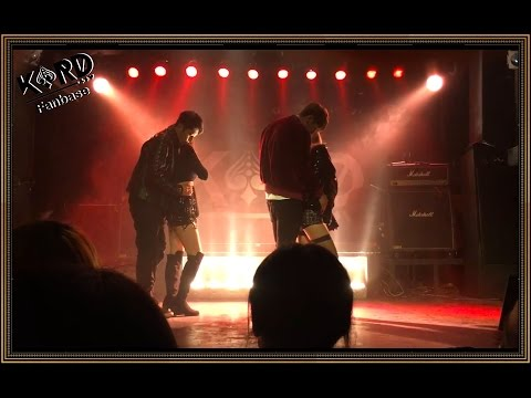 [121216][Fancam][Debut Party] KARD - Dance performance