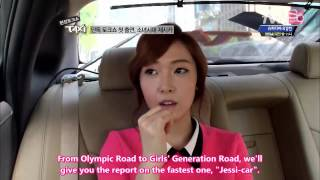 [Eng Sub][120517] tvN Taxi EP 239 - SNSD Jessica Part [1/5]