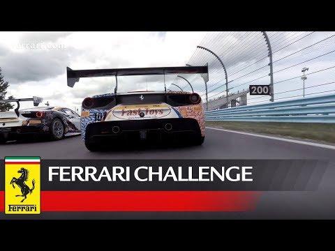Ferrari Challenge 2018 ? Watkins Glen Recap