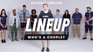 Who's a Couple from a Group of Strangers (Christian) | Lineup | Cut