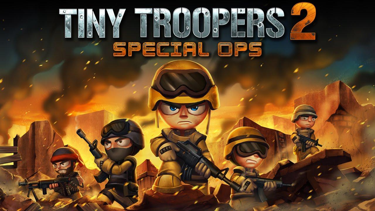 Играй Tiny Troopers 2 На ПК 2