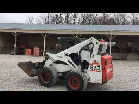 For Sale: Used Bobcat 873