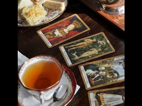 Leo Brown's Latest|Tarot and Tea On FB Live|Book Signing.
